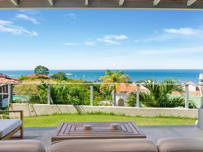 Photo for 25% OFF Casa Amazing Panoramic Ocean Views 4000sqft 400m to beach 5 BR/4.5