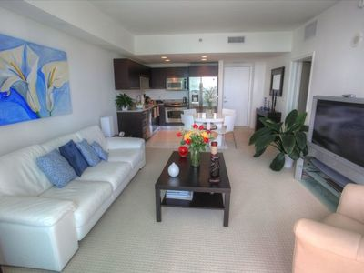 Photo for Luxury High-Rise Penthouse in Miami - Brickell!