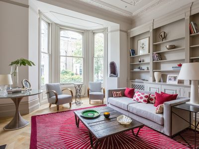 Photo for Redcliffe Gardens VII by onefinestay