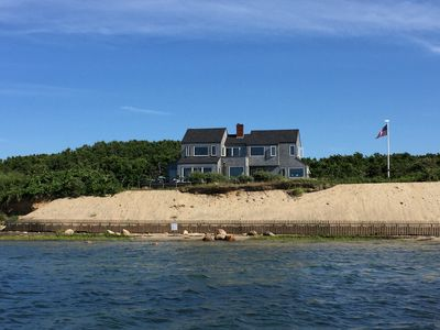 Photo for Direct Waterfront on Wauwinet Harbor