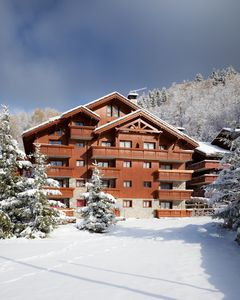 Photo for Dreamlike holidays in Meribel ski-in ski-out
