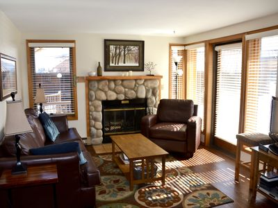 Photo for Ski in/Ski out! 2bedroom, 2bath! A perfect family getaway!