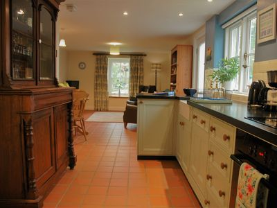 Photo for Beautiful cottage with hot tub on Family Smallholding