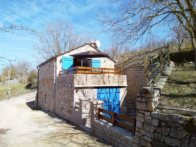 Photo for 3BR Cottage Vacation Rental in Hures-la-Parade, Occitanie