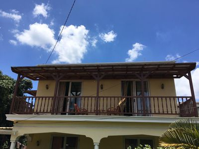 Photo for New appart with 3 airconditioned bedrooms, wifi, balcony, terrace,  garden