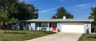 Photo for Sunnyside At Sara Bay - A Spacious Mid-Century Pool Home In A Central Location