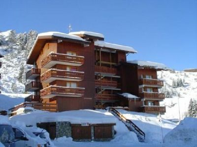 Photo for cabin studio meribel mottaret slopes 4 people with garage. The Peaks 2