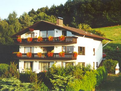 Photo for Haus Fernblick *** Bad König, quiet location, thermal bath, cure, Wi-Fi, LCD TV