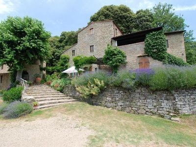 Photo for Holiday house Castelfranco di Sopra for 4 - 8 persons with 3 bedrooms - Farmhouse