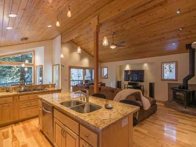 Photo for 3BR House Vacation Rental in Alpine Meadows, California