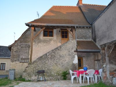 Photo for 1BR House Vacation Rental in Savigné-Sur-Lathan, Centre-Val De Loire