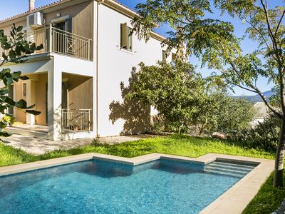 Photo for BRAND NEW: Belle Helen's Villa, Private Pool, Sea View
