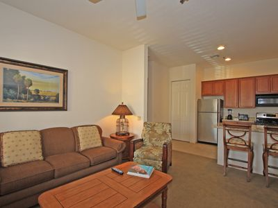 Photo for A Secluded Downstairs One Bedroom at Casitas Las Rosas Near the Pool/Hot Tub!
