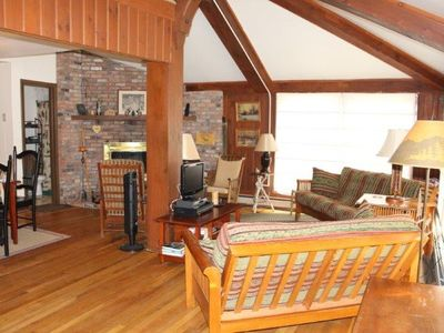 Tripp Lake Beautiful  4 Season Adirondack Condo Close To Skiing And Lake George
