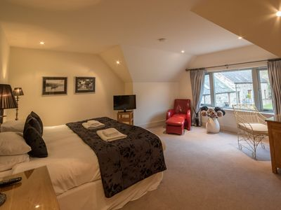 Photo for Mains of Taymouth, KENMORE ~ 5*Wester Bruadair - sleeps 10 guests  in 5 bedrooms