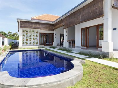 Photo for Villa with Private Pool & Rice Field View