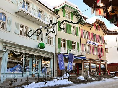 Photo for 1BR Apartment Vacation Rental in Lauterbrunnen