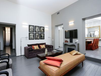 Photo for Spanish Steps Deluxe Apartment - Apartment for 6 people in Roma