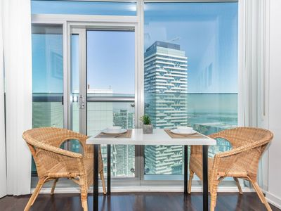 Photo for ❣LUXURY Serene Downtown Stay ❤ 50+ Lake Shore View