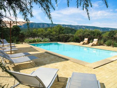 Photo for 7BR Villa Vacation Rental in Luberon, Provence