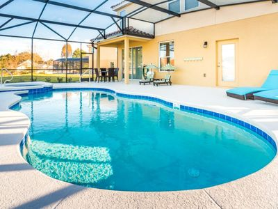 Photo for Your Family will love the 1st Class Amenities at Your Private Villa in Solterra Resort, Orlando Villa 1060