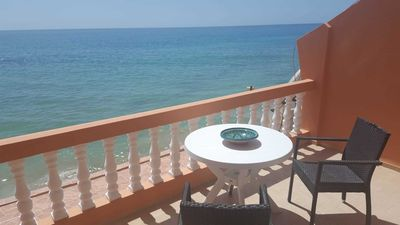 Photo for Beautiful Apartment directly at the beach of Taghazout