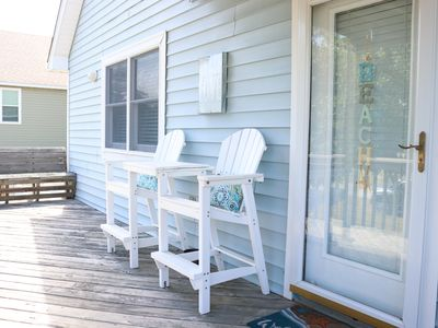 Photo for Bright & Beachy 3 bed/2 bath Soundside MP6