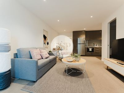 Photo for Cosy 1 Bed City Apt Near SouthernCross FREE WIFI