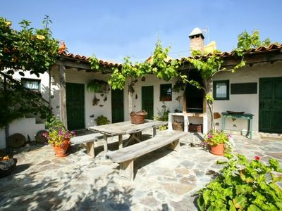 Photo for Finca holiday home with patio, solar heated solarium, sauna and whirlpool