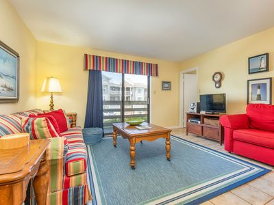 Photo for Partial Bay View Condo on North End with Easy Beach Access and Community Pools