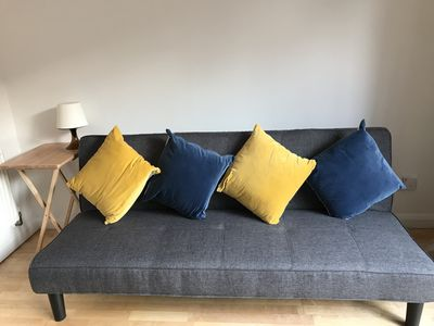 Photo for Modern and sophisticated flat with a garden in Angel Islington
