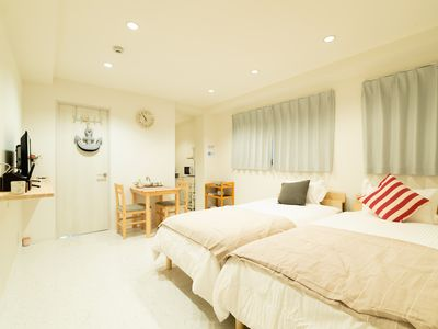 Photo for YUYU STAY- HIGOBASHI Snow, a 5-minute walk to the subway station, 5 minutes directly from Namba Shinsaibashi