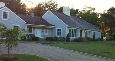 Photo for Walking distance to quaint Osterville Village