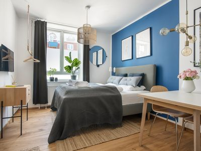 Photo for NORD | Studio Hotel Apartment | 24/7 Service | Coffee & Netflix