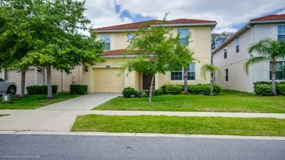 Photo for Luxury on a budget - Paradise Palms Resort - Feature Packed Contemporary 5 Beds 5 Baths Villa - 4 Miles To Disney