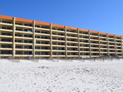 Photo for 2 bed/ 2 bth Gulf Front Condo. NO Smoking NO Pets