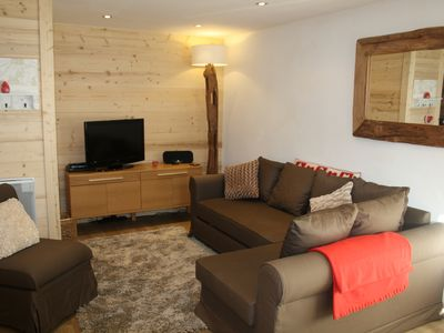 Photo for Brand New Modern Apartment In Central Chamonix