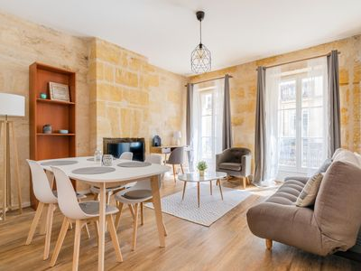 Photo for LOVELY APARTMENT - HEART OF BORDEAUX