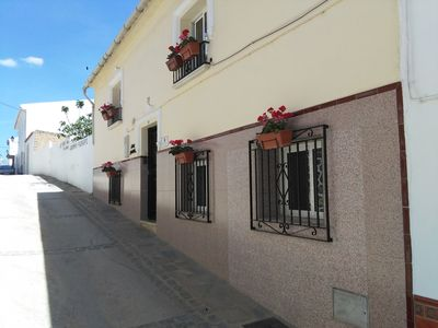 Photo for Apartment in a beautiful white Spanish village