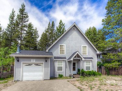 Photo for Cancel for Free South Lake Tahoe Retreat w/Private Hot Tub