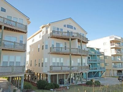 Photo for Island Treasure: 3 BR / 3.5 BA duplex - 1 side in Carolina Beach, Sleeps 10