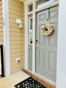 Our Private Side Entrance with Keyless Entry Makes Check-In Hassle-Free.