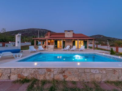 Photo for Vacation home Villa Dea in Trogir - 6 persons, 3 bedrooms