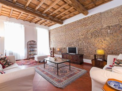 Photo for Apartment Le Orsoline in Roma: Piazza di Spagna - 5 persons, 3 bedrooms
