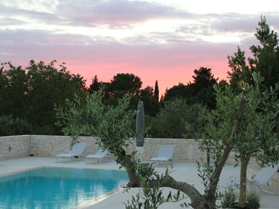 Photo for TRULLI WITH POOL IN THE COUNTRYSIDE OF PUTIGNANO