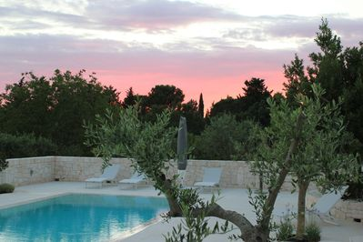 TRULLI WITH POOL IN PUTIGNANO COUNTYSIDE