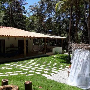 Photo for 1PRIVATE ROOM IN TROPICAL PARADISE-TRANCOSO-BRAZIL