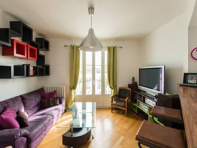 Photo for Cosy and spacious flat with terrace