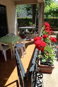 Photo for 1BR Apartment Vacation Rental in Poreč, Istrien