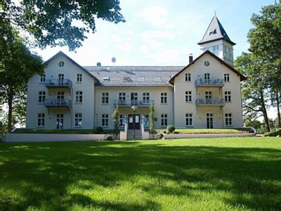 Photo for (301) 3 room apartment with roof terrace - (301) apartment castle Hohen Niendorf